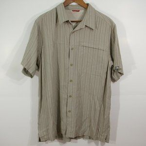 The North Face Button Up Short Sleeve Shirt